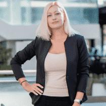 Real estate agent Limassol Ekaterina Grigoriou