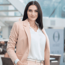 Real Estate Agent Limassol Isabela Slavu