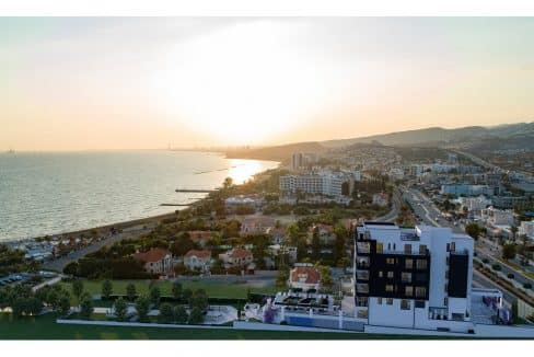 Beachfront apartments for sale Limassol
